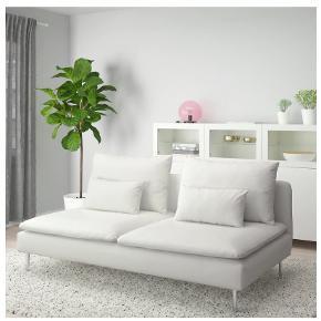 Söderhamn sofa fra Ikea - nypris 3199 ,- købt for 5 måneder siden - ingen slidstegn - sælges grundet flytning. Skal afhentes i Århus C :-)