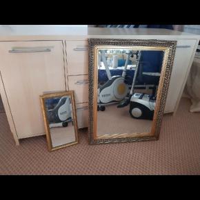 Sælges som et sæt. Spejlene er i perfekt stand! Byd gerne 😊   Kan hentes i Ballerup.