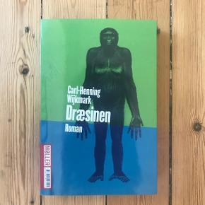 Dræsinen - Carl Henning wjilmarkHelt ny bog. Nypris 250