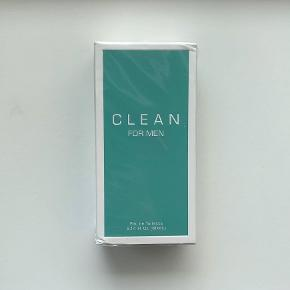 Clean Men 60 ml. Jeg sælger denne ubrugte og uåbnede parfume. Jeg er villig til at forhandle om prisen, dog frabeder jeg mig useriøse bud.
