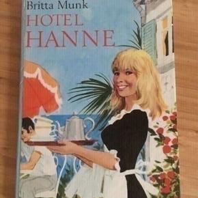 Hotel Hanne -fast pris -køb 4 annoncer og den billigste er gratis - kan afhentes på Mimersgade 111 - sender gerne hvis du betaler Porto - mødes ikke andre steder - bytter ikke