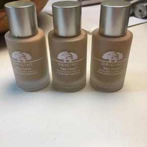 Origins  Stay tuned face makeup  Nude 04 Bare 05 Honey 08  100kr pr stk