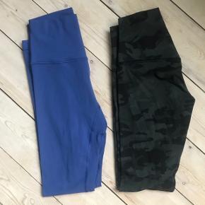Hey 💃 Sælger disse to par Lululemon Align pants i str. 4 (small). Fejlkøb. Nypris pr. par er 900,-.