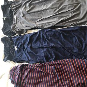 5 graviditetskjoler - kun brugt en gang. Fra Zalandos egen maternity kollektion. Fra ikke-ryger hjem