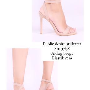 Public Desire stiletter