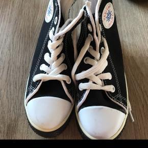 Sneakers med lynlås i siden Uægte!