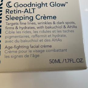 Ole Henriksen Transform Goodnight Glow Retin-ALT Sleeping Créme 50 ml. Ny og plomberet. Sender gerne på købers regning
