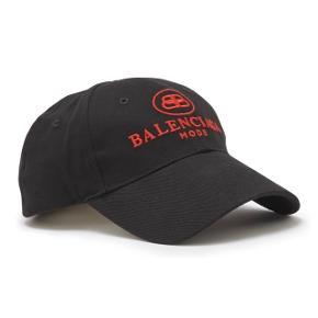 Sælger min Balenciaga new BB cap. Brugt en enkelt gang.  Kvittering og dustbag haves.