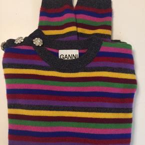 Cashmere sweater fra GANNI - kun brugt 1 gang