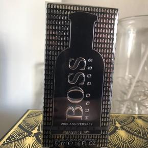 """Hugo Boss Bottled 20th Anniversary 50ml edt """"Man of the Day"""" Vejl. Pris 499,-  Prisen er fast."""