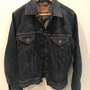 Super vintage Levis cowboy jakke i kort model