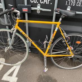 Fed vintage jernrace mrk Faggin  Stelstr 57