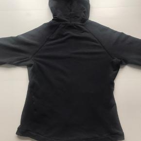 Vintage Nike hoodie Sort Str L / 168 cm