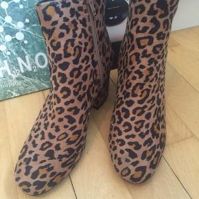 ab39fa82b2e0 Lækre leopard sko i en str. 37. Aldrig brugt 150kr.