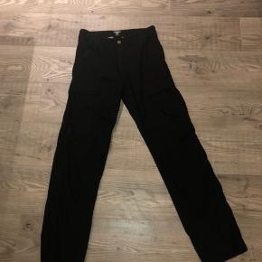Carharrt Wip bukser med lommer på låret💥 Str. 28/32 Cond 9 BYD