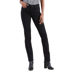 Superfede Levis jeans i modellen 312 shaping slim i str. 26/32, svarede til en small.  I supergod stand, da de kun er brugt et par gange, da de desværre er for korte til mig