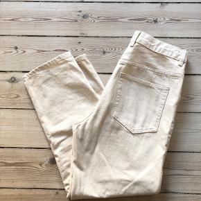 Cropped High waist straight jeans Paris Atelier i str 30