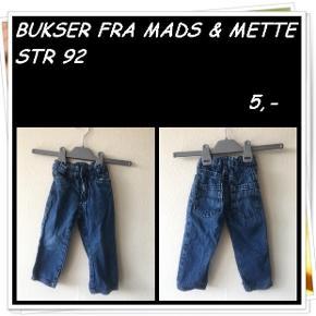 Bukser fra Mads & Mette str 92