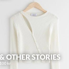 & Other Stories cardigan