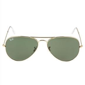 Ray Ban aviator solbriller  Fejler intet   Np 1200kr Mp 450kr ekskl fragt.