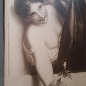 Musee Wiertz lille hæfte med 19 kort  Cartes Vues Detachables  Utroligt smukke kort