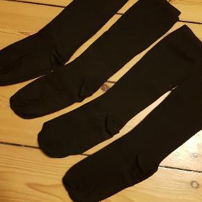 Flysokker/strømper til knæet i str 37-38   Husker desværre ik mærket, købte dem i Malmø.  Prisen er for alle 4 par