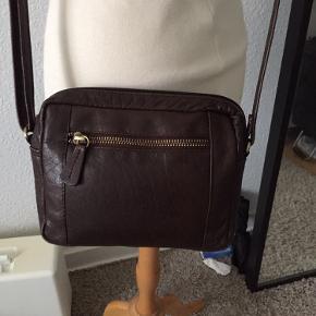 Skind taske