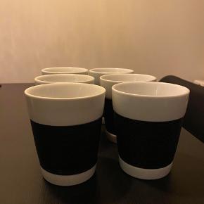 Dobbeltvægget porcelænskrus, 0,2 l