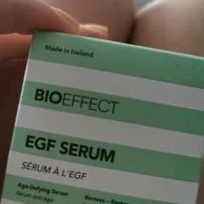 Bioeffect hudpleje