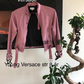 Ny Sommerjakke fra Young Versace