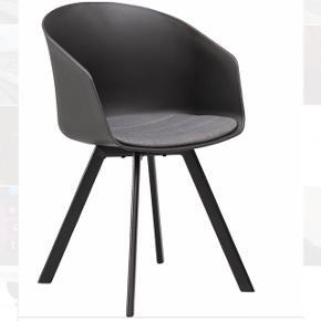 6 Nixon Spisebordsstol fra ILVA Np 799kr pr. Stk