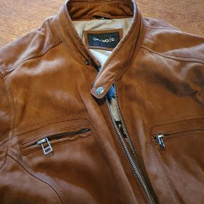 Oakwood skind- & læderjakke