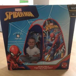 Spiderman pop up telt.