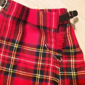 Så fin skotskternet nederdel. James Pringle weavers.