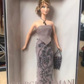Limited edition Giorgio Armani Barbie Doll 2003
