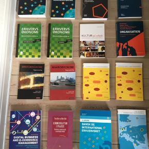 Blandet studiebøger! BYD