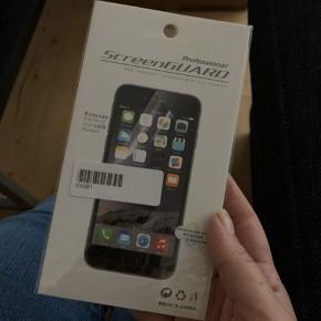 Skærmbeskyttelsefilm til iphone 6 plus