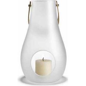 Smuk lanterne fra holmegaard, fejler intet😊  25 cm høj   ***Det er ikke den klare