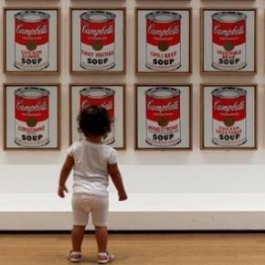Andy Warhol,  Warhol Foundation.  Inklusiv ramme.  Kan afhentes i Århus Bytter gerne