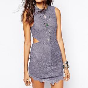 Free People kjole i lys lilla  Cond: 10/10  Str small