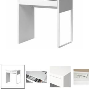 Ikea skrivebord. Næsten som ny. Sender ikke.