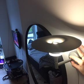 Lampen har været hængt op i 2 måneder