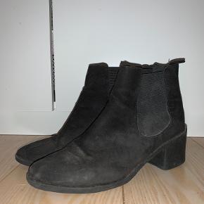 Støvler, perfekt til efterår og forår