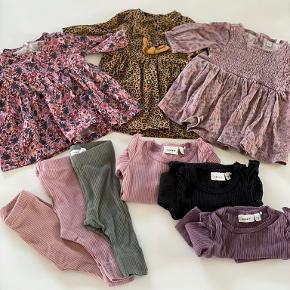 Name it andet tøj til piger