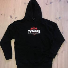 Thrasher x HUF hoodie til salg