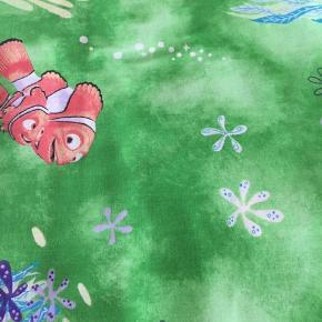Stof bomuld med Nemo motiv 150 x130
