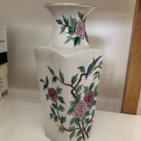 Kinesisk porcelænsvase