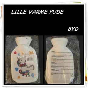 Lille varme pude nyt byd