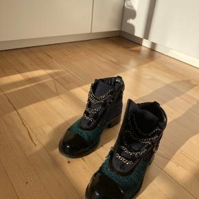 Chanel støvler
