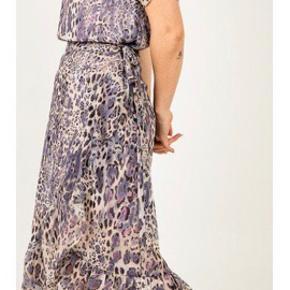 Mika nederdel fra Neo Noir i leopardprint. Super fin. Aldrig brugt. Nypris 499 kr.